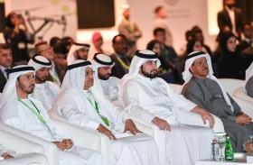 أحمد بن محمد يفتتح أعمال منتدى الإمارات للسياسات العامة 2018