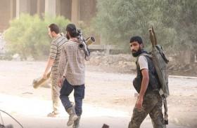 العثور على مقبرة جماعية غرب الرقة السورية