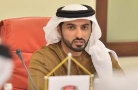 راشد بن حميد النعيمي يشيد بالمشاركة الفاعلة في «عموميتي اتحاد الكرة»