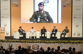 انطلاق أعمال مؤتمر الدفاع الدولي (أيدكس) في أبوظبي