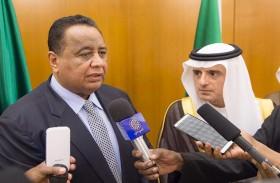 الجبير : السعودية مستمرة في العمل على رفع العقوبات عن السودان