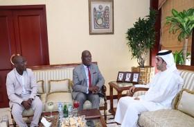 غرفة أبوظبي تبحث التعاون الاقتصادي والاستثماري مع مالاوي