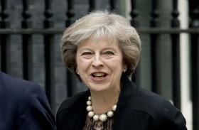 ماي تعجل اتفاقاً أمنياً مع الاتحاد الأوروبي