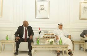 وفد رفيع المستوى من جمهورية السودان الشقيقة يطلع على النظام القضائي في محاكم دبي