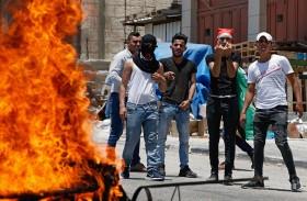 الأراضي الفلسطينية بين الاحتلال والحصار