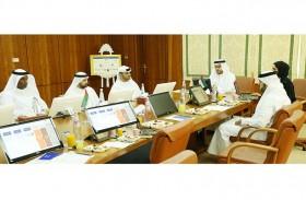 اللجنة الدائمة للتنمية الاقتصادية بعجمان تعقد جلستها الخامسة خلال العام الحالي