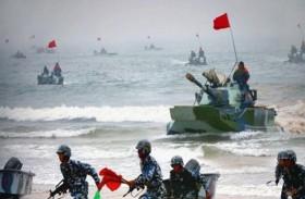 الصين تجري تدريبات على الساحل الجنوبي الشرقي