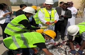«اقتصادية دبي» تضبط 26.2 مليون قطعة مقلدة بقيمة 1.19 مليار درهم حصيلة البضائع المصادرة عام 2017