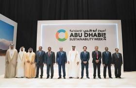 محمد بن زايد: الشباب هم الركيزة الأساسية للحفاظ على زخم مسيرة التنمية المستدامة