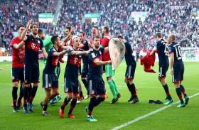 5 ألقاب انتزعت في الجولة الأخيرة بدوري ألمانيا