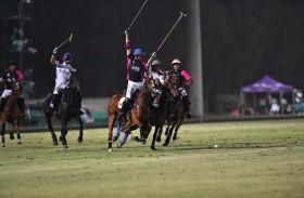 بطولة الإمارات المفتوحة للبولو  تدخل مرحلة التأهل للدور قبل النهائي