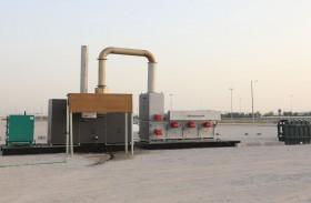 تدوير تشغل 3 محطات متنقلة لمعالجة النفايات الطبية في إمارة أبوظبي