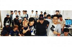 مباراة استعراضية بين حمد الشامسي وبطل العالم للرياضات الإلكترونية تكيدو في اليابان