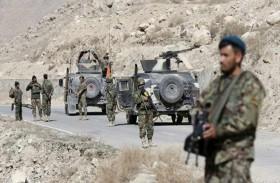 مقتل 16 من قوة أمنية شعبية في أفغانستان