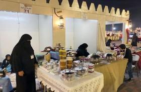 خليفة الانسانية تشارك في مهرجان الوحدات المساندة للرماية الثامن