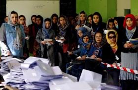 مشاكل لوجستية تشوب الانتخابات الأفغانية