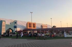 المشروع اضافة نوعية للقطاع السياحي في الإمارة