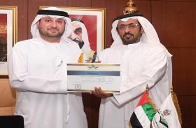 مركز سلطان بن زايد ينظم محاضرة صناعة إنتاج النفط..تحديات السلامة والبيئة