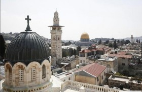 إسرائيل تعمل على محو الهوية الفلسطينية للقدس