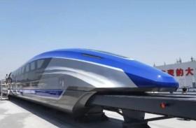 قطار بسرعة 600 كيلومتر