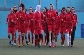 الكرة النسوية الفلسطينية أكبر من مواجهة