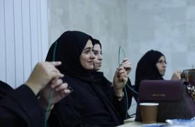 الإمارات للتنمية الاجتماعية تنظم صناعة أفلام التحريك ولغة الإشارة