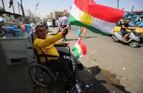 الأكراد يترقبون الاستفتاء وسط أجواء مشحونة