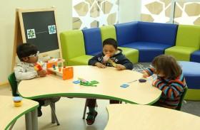 جمعية الإمارات لمتلازمة داون تهنئ أم الإمارات بيوم الطفولة العالمي