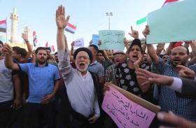 احتجاجات العراق.. فرصة أمريكا لمواجهة نفوذ إيران