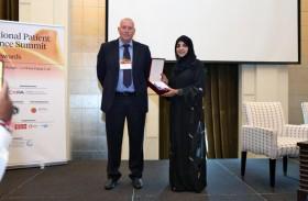 خليفة العام يفوز بجائزة التميز لتجربة المريض لعام 2019