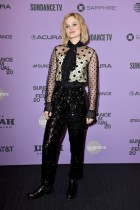 بيلا هيثكوت خلال حضورها مهرجان صندانس السينمائي 2020 - العرض الأول «ريليك» في بارك سيتي ، يوتا. ا ف ب
