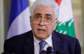 وزير الخارجية اللبناني المستقيل: التركيبة السياسية غير قابلة للإصلاح