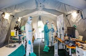 قرب مليون إصابة بفيروس كورونا في الولايات المتحدة