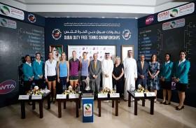 مواجهات قوية أفرزتها قرعة دولية دبي لتنس السيدات
