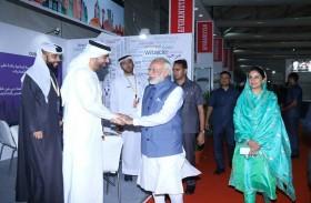 دبي للصادرات تزيد من نشاطها في السوق الهندية عبر المشاركة في معرض الغذاء العالمي