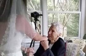 يحضر زفاف ابنته بعد 3 سنوات من وفاته