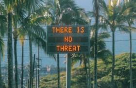 هاواي ترسل تحذيرا بالخطأ من هجوم باليستي