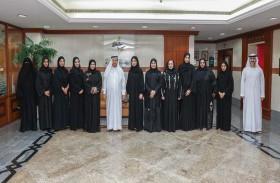 آمنة خليفة رئيساً لمجلس إدارة سيدات أعمال عجمان خلال دورته الجديدة
