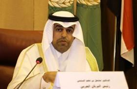 رئيس البرلمان العربي يدين الأعمال الإرهابية الجبانة في سيناء والمنامة