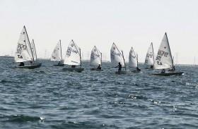 مهرجان الظفرة البحري يواصل فعالياته الشيقة على شاطئ المرفأ