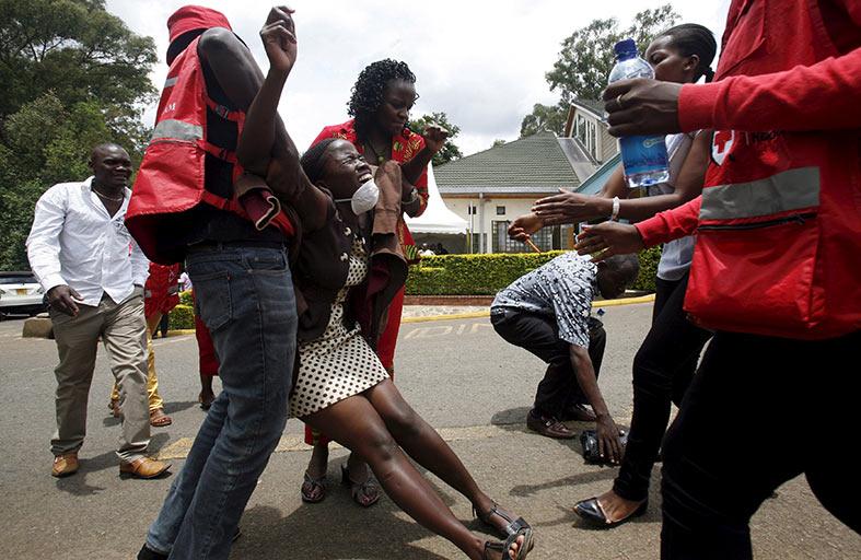 كينيا تقصف معسكرين للشباب في الصومال