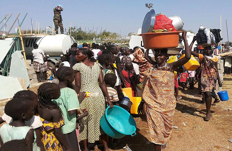 مشار ينفي محاولة الانقلاب في جنوب السودان