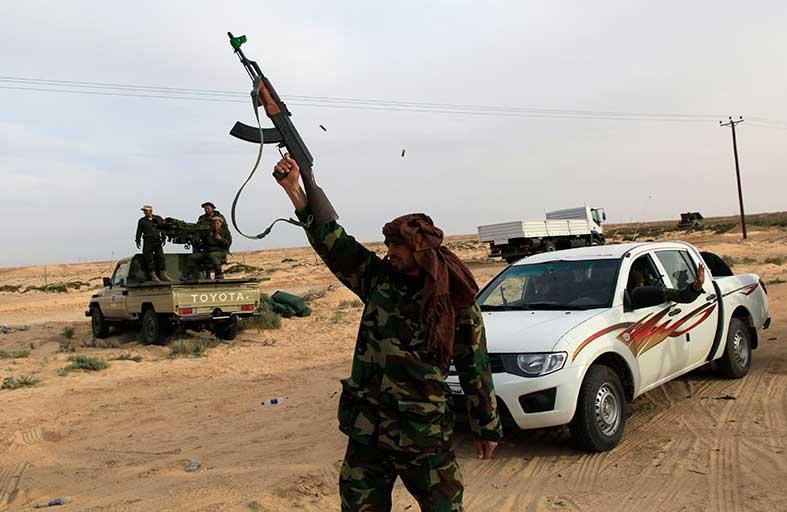 العراق يواصل عملية تحرير بيجي من داعش