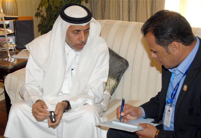أمين عام المجلس الوطني الاتحادي يفوز بجائز التميز البرلماني من الاتحاد البرلماني العربي