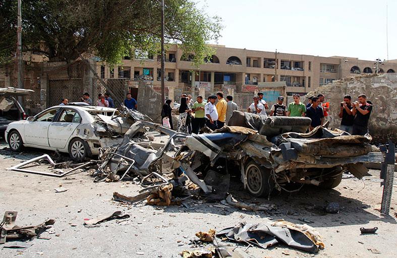 تحذيرات عراقية من تداعيات التهجير الطائفي