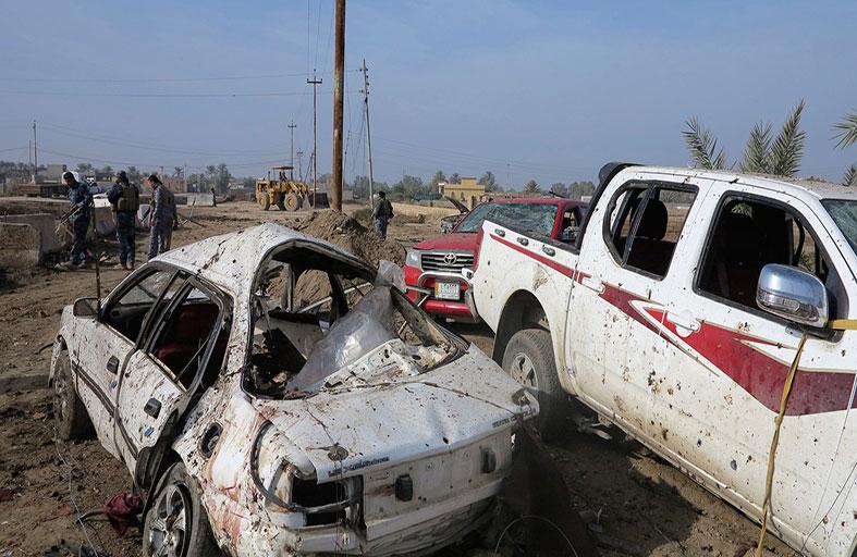 المالكي يتعهّد بمواصلة الحرب على الإرهاب وتحقيق السلم الأهلي