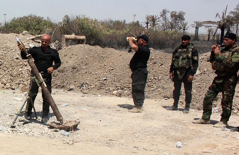 داعش يحقق مزيداً من المكاسب بسوريا والعراق