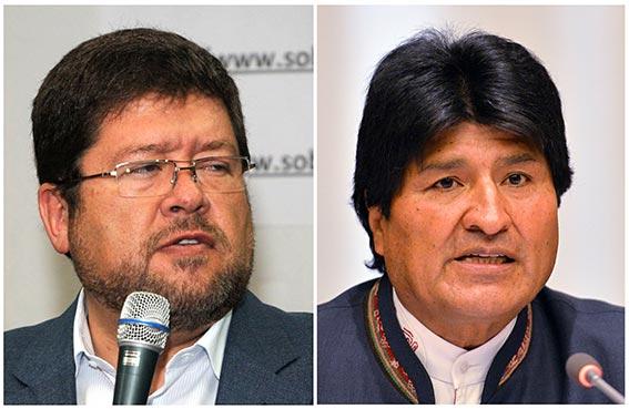 ايفو موراليس يتجه لولاية ثالثة في بوليفيا