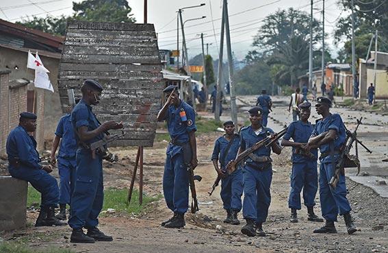 العالم يخشى أعمال عنف على نطاق واسع في بوروندي