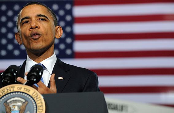 أوباما يتسلم تقرير مراجعة نظم التجسس